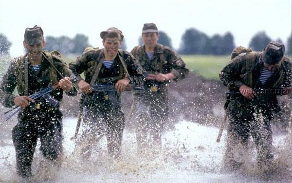 Российская армия. Уроки жизни