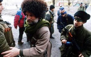 Чечня. Начало