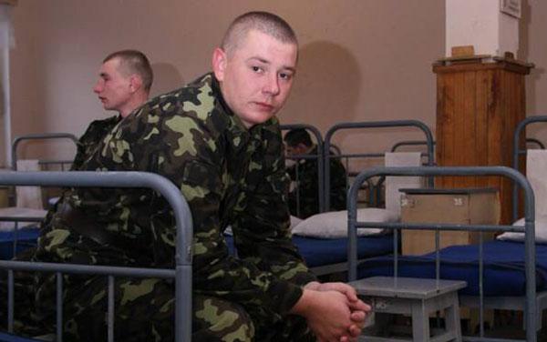 Дедовщина в российской армии
