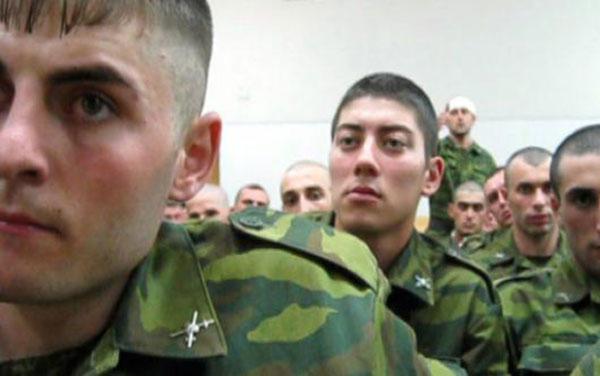 Проблема этнических конфликтов в армии
