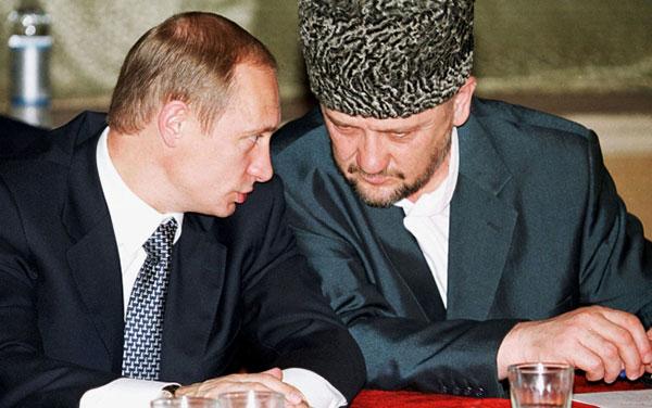 Конец второй чеченской компании