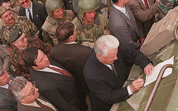 Мир с Чечней