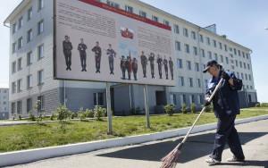 Российская армия в 2011 году