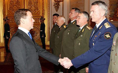 ротация офицерского состава