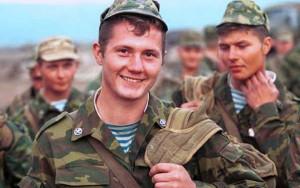 Как я служил в армии