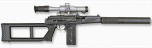 Снайперская винтовка ВСК-94