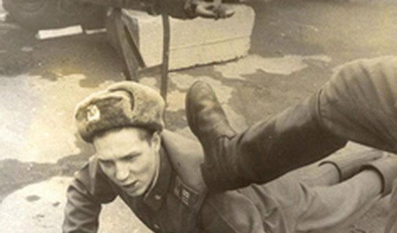 Дедовщина -в советской армии