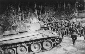 Курская битва -Т34