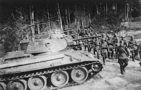 Курская битва переломный момент в войне Курская битва Т34