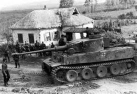 Курская битва -Тигр