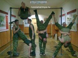 Новые ограничения для военнослужащих.