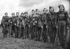 Женщины в Советской армии фото
