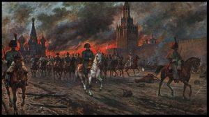 Горящая Москва 1912 года