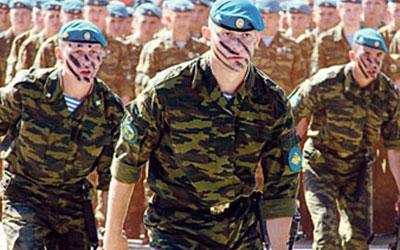 служба в спецназе ВДВ